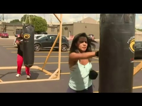 Fitness Friday: Cardio boxing