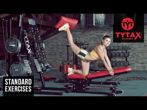 TYTAX® M1 | Prone Lever Rear Kick