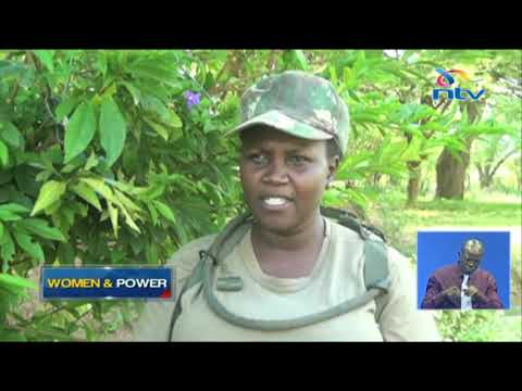 Women and Power: Inspector Clara Nimor empowers the girl child in her community