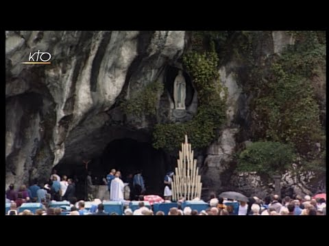 Chapelet à Lourdes du 20 août 2019