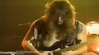 Armored Saint:  Hell On Wheels, Minneapolis (MTV Headbanger'ball) 1987.  VHS-Rip