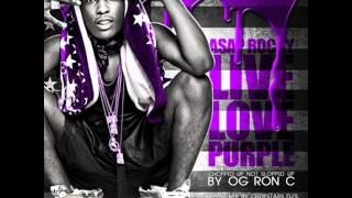 ASAP Rocky ft. Paul Wall, Bun B & Killa Kyleon - Purple Swag (H-Town AllStar Remix)