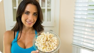 21 Day Fix SNACK HACK: Popcorn Recipe | Autumn Fitness