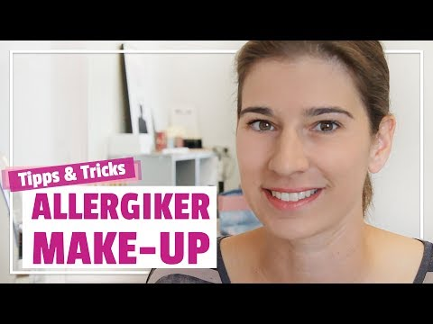 Make-Up für Allergiker