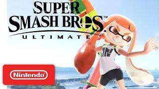 Super Smash Bros. Ultimate Trailer - Nintendo Switch