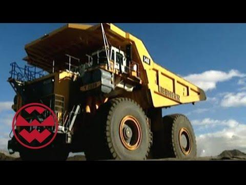 Monster Truck: größter Muldenkipper der Welt - Welt der Wunder