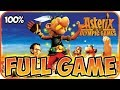 Asterix At The Olympic Games Walkthrough 100 Full Game