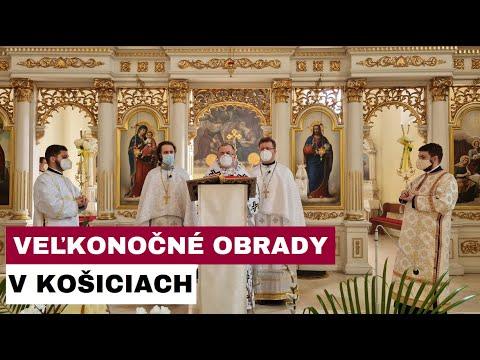 SVIATKY KRISTOVEJ PASCHY 2021 V KOŠICKEJ KATEDRÁLE