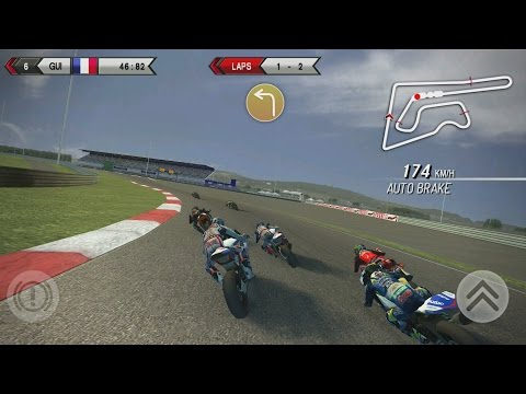 SBK15 Official Mobile Game Android Gameplay #2