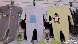 Комбинезон детский, вельсофт от компании verden - видео