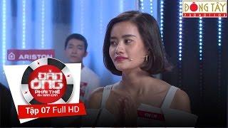 TÂNG BÓNG QUA LY | ĐÀN ÔNG PHẢI THẾ MÙA 2 | TẬP 7 FULL HD (21/10/2016)
