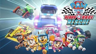 Paw Patrol Ready Race Rescue - Super Pups Save The Mighty Twins Full Episode Compilation