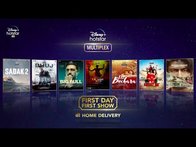 Bhuj Laxmmi Bomb Sadak 2 Three Other Bollywood Movies Head To Disney Hotstar Entertainment News
