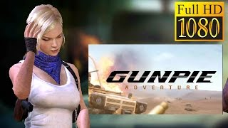 Gunpie Adventure Game Review 1080P Official Nexon Company Arcade