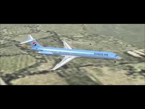 Air Disasters Shorts - Korean Air Flight 1533
