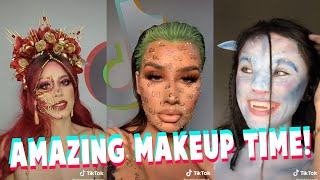 TikTok Amazing Makeup Art Compilation