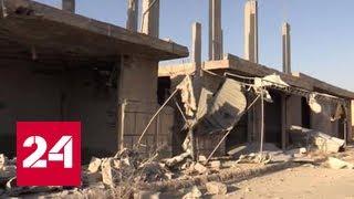 Сирийская армия на подступах к Дейр-эз-Зору. Репортаж Евгения Поддубного