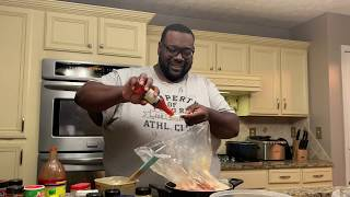 Seafood Boil in a Bag (Juicy Crab Style)