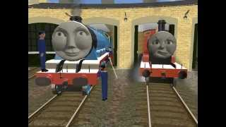 Trainz: A Proud Day For James - GC