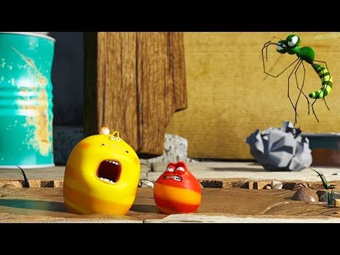 LARVA - STUCK IN THE MUD | Cartoon Movie | Cartoons For Children | Larva Cartoon | LARVA Official