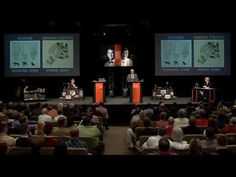 Bill Nye debates Ken Ham [english subtitles]