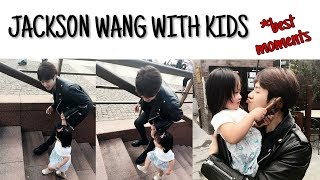 [EngSub] Jackson Wang with Kids (Best Moments)