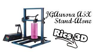Dienstagsstream // JGAurora A5X Standalone // Rics 3D