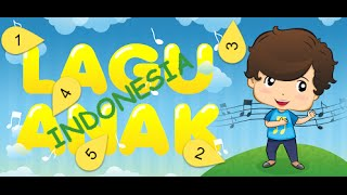 Gambar cover Download lagu anak-anak 100% indonesia