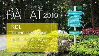 Du Lịch Đà Lạt 2019 ở KDL Thung Lũng Vàng địa điểm Thu Hút Khách Bởi Cảnh đẹp | ZaiTri