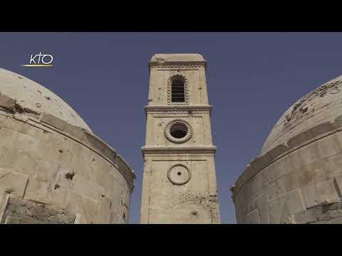 La reconstruction du couvent dominicain Notre-Dame de l'Heure à Mossoul