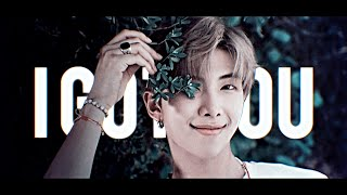 Kim Namjoon - I Got You「FMV」
