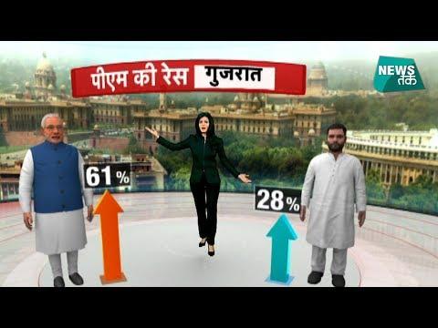 क्या कहती है गुजरात की जनता? 2019 में मोदी या राहुल? PSE EXCLUSIVE सर्वे | News Tak