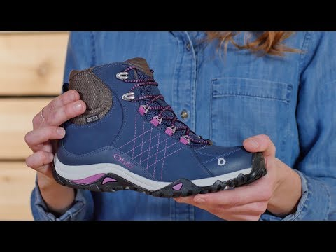 561bc317ce3 Oboz Sapphire Mid Bdry Light Trail Shoes - Women's