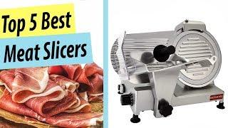 Best Meat Slicer | Top 5 Meat Slicers for Home Use