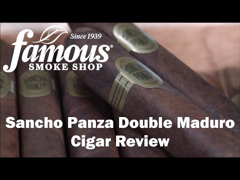 Sancho Panza Double Maduro video