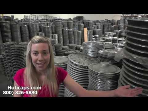 Automotive Videos: Oldsmobile Calais Hub Caps, Center Caps & Wheel Covers