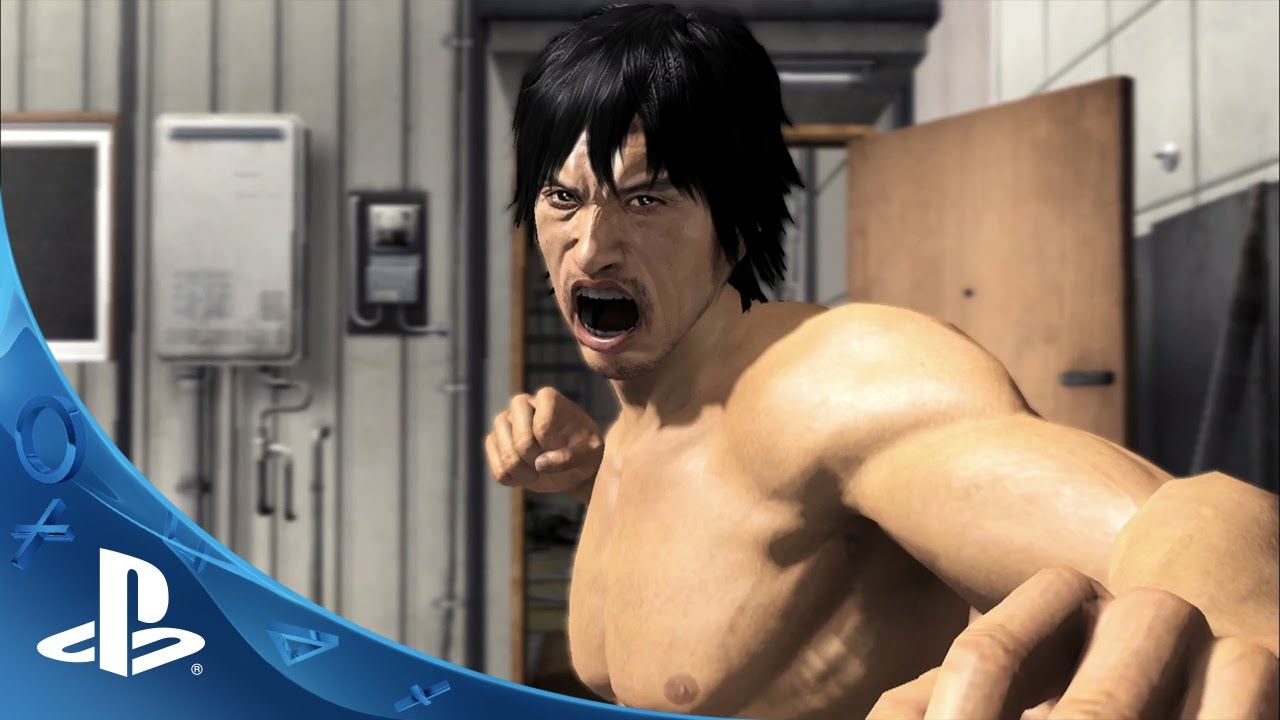 Yakuza 5 Announced at PlayStation Experience