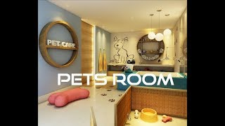 How To Design Amazing Pets Room? | Tour 2017