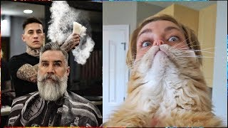 ✂️💈 BEST BARBER IN THE WORLD 2018 U.S.A / Videos Compilation Styles For Men's