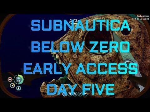 Dead Leviathan Location???? :: Subnautica: Below Zero