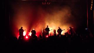 Trampled By Turtles - It's a War [Live]