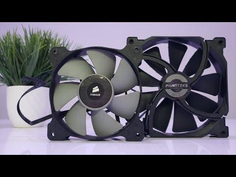 ¡Todo lo que debes saber sobre ventiladores! Flujo de aire vs presión estática