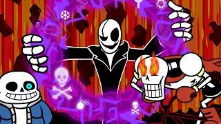 Animated [Undertale Remix] SharaX - Dark Darker Yet Darker