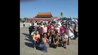 黑人在中国 S3E12: Tennis Teaching
