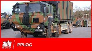 On a testé le PPLOG, le nouveau transporteur de l'armée de Terre