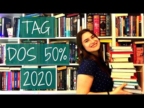 TAG DOS 50% 2020 | Felicidade Clandestina