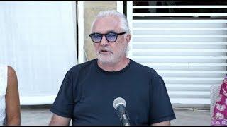 Flavio Briatore porta investitori stranieri a Malindi