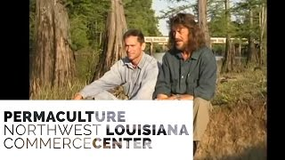 Geoff Lawton talks, Permaculture Design, Northwest Louisiana Commerce Center