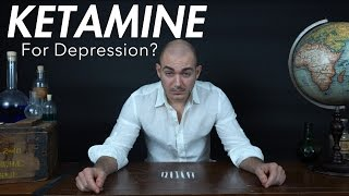 """Ketamine Cures Depression"" 