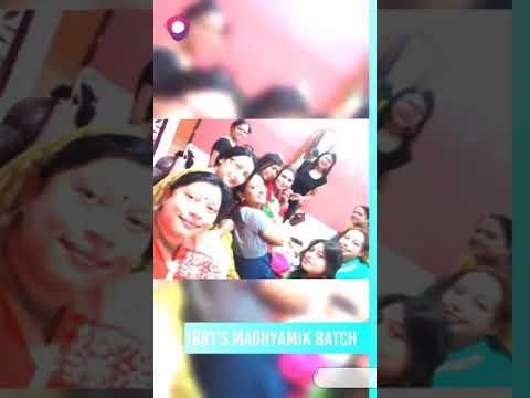 Dr.  Aparna Ganguly's school friends